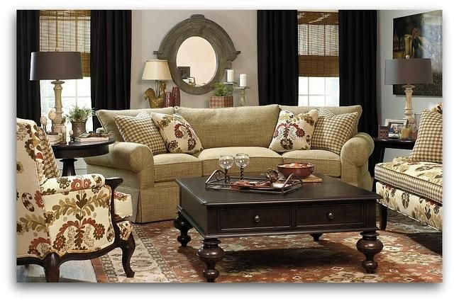 Paula deen furniture collection lovely living rooms - Paula deen bedroom furniture collection ...