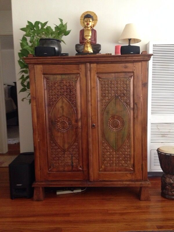 Armoire on offerup furniture pinterest