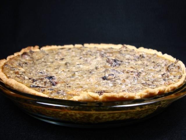 Mushroom Pie! | Vegetable Recipes | Pinterest