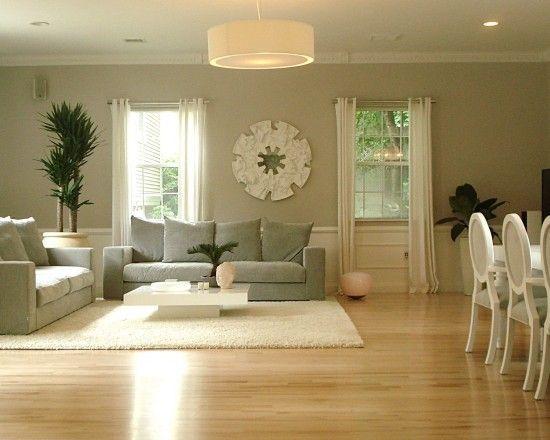 Paint colors for light wood floors