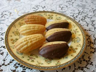Madeleines (GF) | Sweets | Pinterest