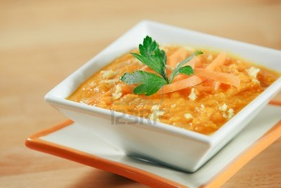 Organic Carrot and Ginger Soup | Healthy Chef Delivery Meals | Pinter ...