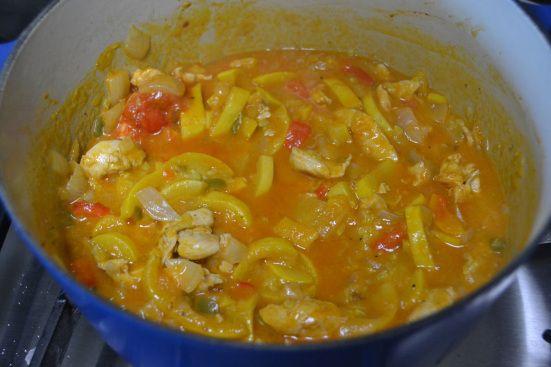 spicy coconut chicken casserole recipes dishmaps spicy bacon chicken ...