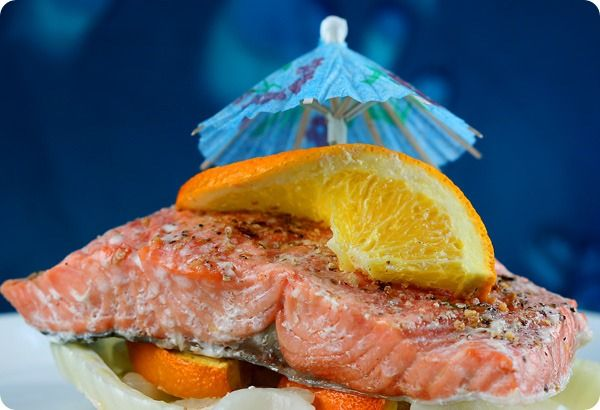 Slow Cooked Salmon | Recipes 1 | Pinterest