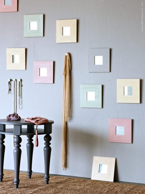 Ikea Kulla Floor Lamp White ~ malma mirrors  IKEA Ideas  Pinterest