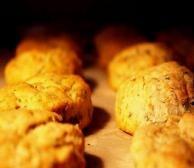 mmmm These look yummie! FAGE Total Greek Yogurt Dill Biscuits