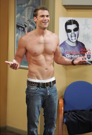 Nick Zano What I Like About You