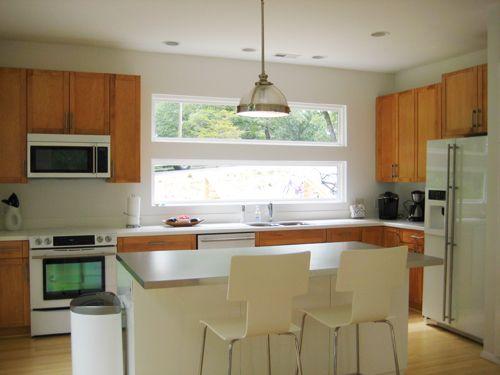 glossy appliances