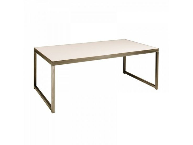 White Sydney Cocktail Table For Rent Table Furniture Rental Provided