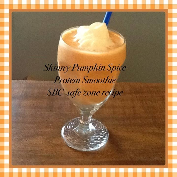 pumpkin spice protein smoothie | Smoothies Shakes and Drinks | Pinter ...