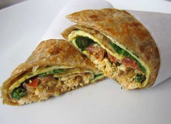 kati roll. | Food