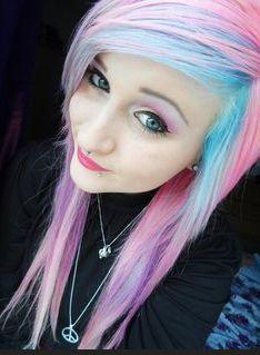 tessarr pastel emo hair scene amp emo ppl pinterest