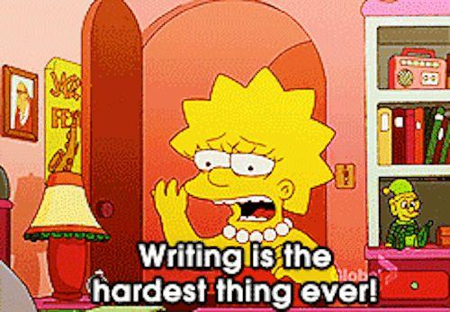 Writing with purpose