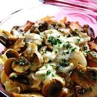 Slow Cooker Chicken Stroganoff | Crock Pot | Pinterest