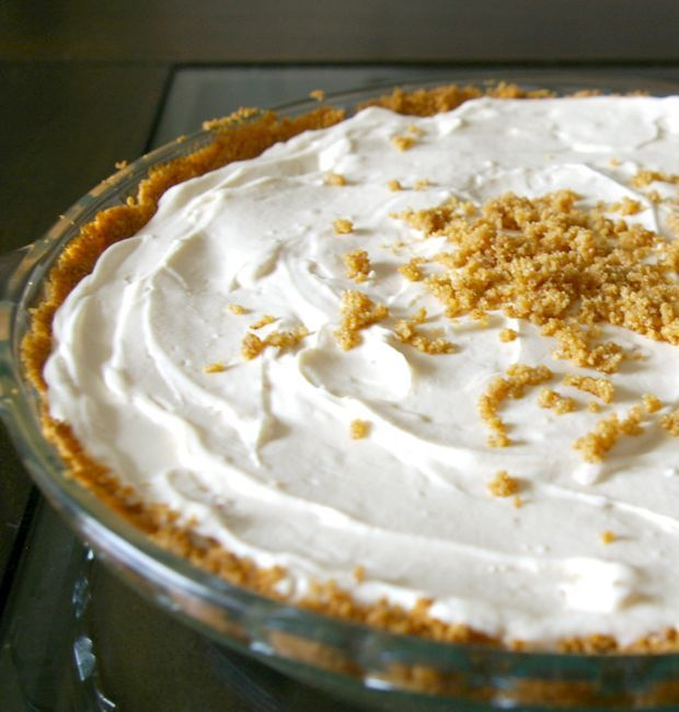 Banana Rum Cream Pie | Recipes to Try | Pinterest
