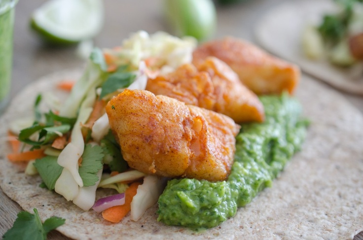 Baja Fish Tacos | Food I Love | Pinterest
