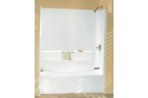 Acrylic Tub Shower One Piece 1838 Jacknjill Pinterest