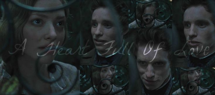 Cosette & Marius - A Heart Full Of Love (created by me)