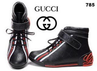 Gucci high women shoes (6