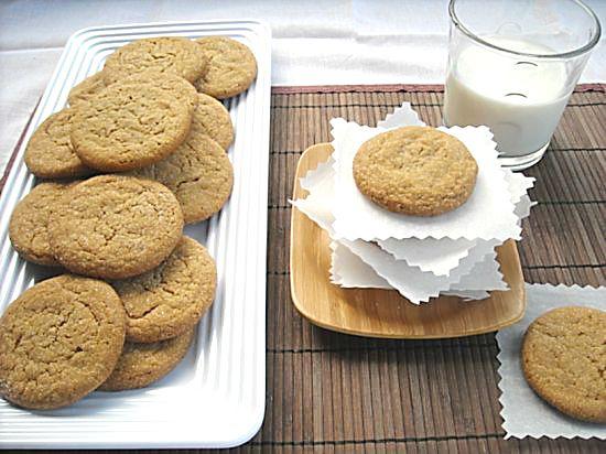 Big Soft Ginger Cookie | Recipe