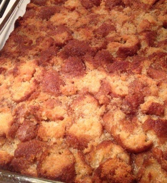 Cider Mill Donut Bread Pudding | Recipes | Pinterest