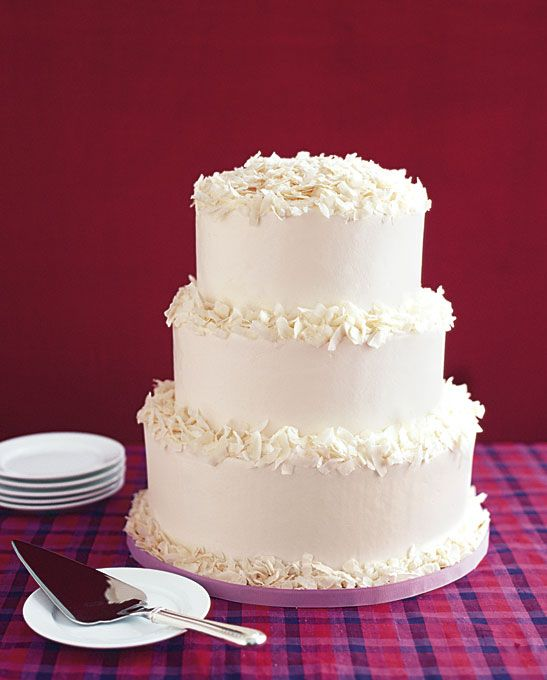 Homemade Wedding Cake Ideas : Quot homemade wedding cakes