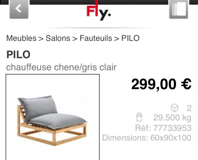 poufs au banc u2018essai u2013 deco.fr, Canapu00e9 et fauteuil : 6 poufs au ...
