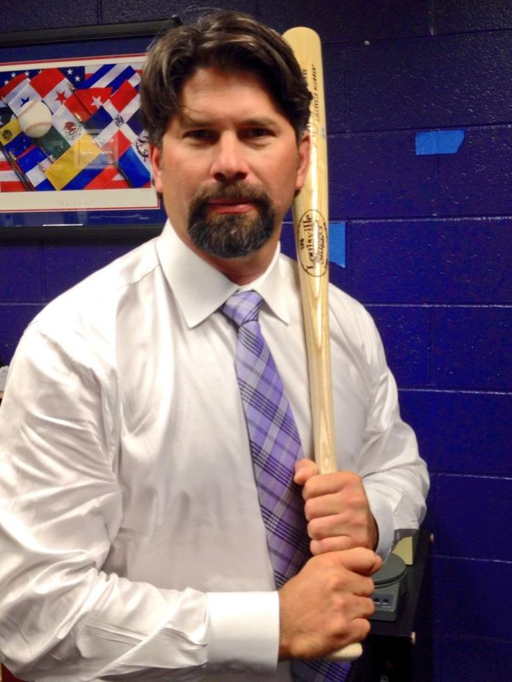 I have never used steroids never by todd helton like for Todd helton