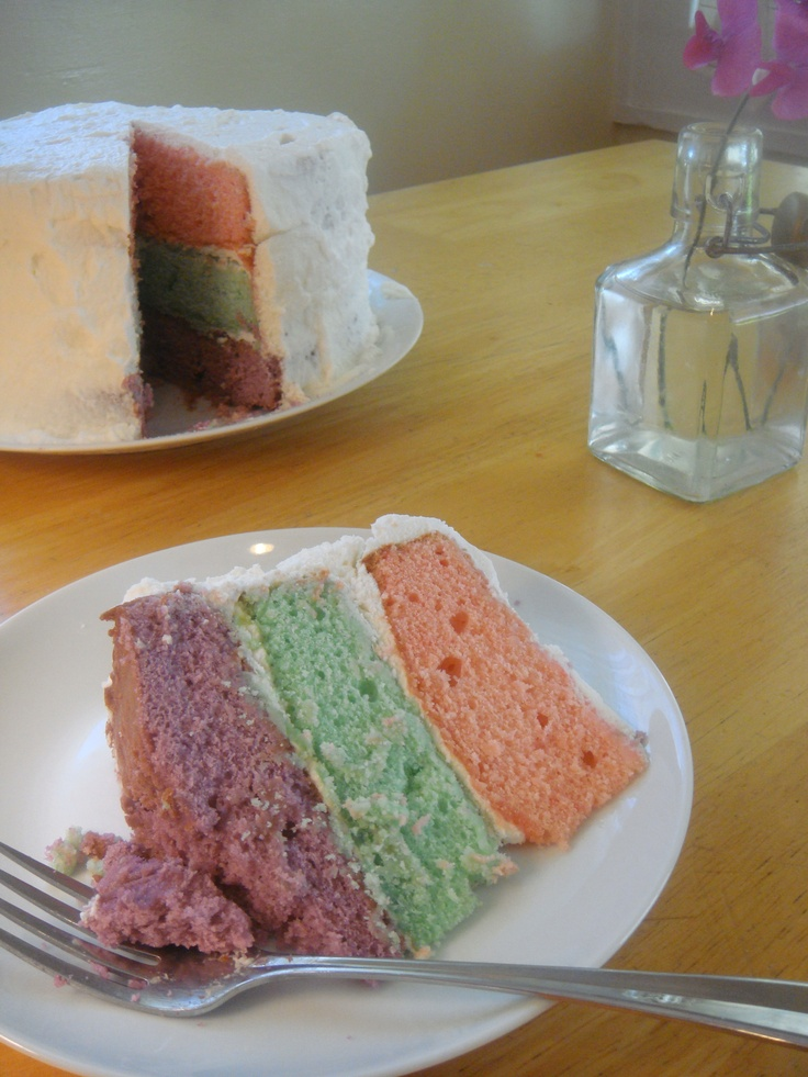 Cake With Whipped Cream Frosting Nutrition : Layer cake with whipped cream frosting Desserts, Treats ...
