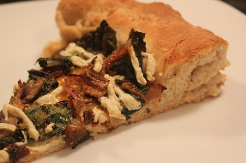 Braised Kale And Chickpea Sandwich With Sumac Onions Recipes ...