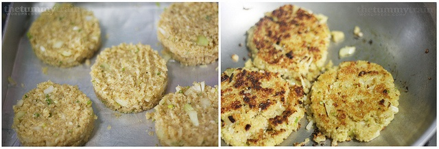 Little Quinoa Patties | Recipes: Beans, Grains, Nuts and Cakes | Pint ...