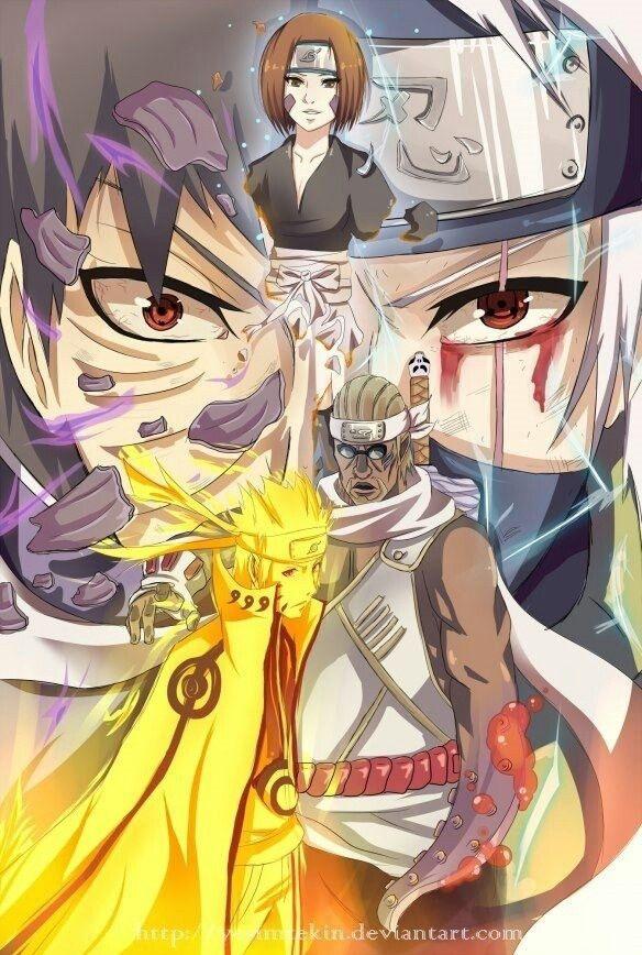 Naruto Shippuden Las mejores musicas de fondo (Soundtracks
