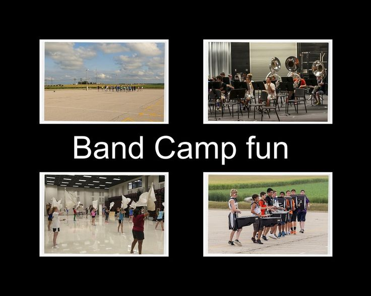 Band Camp Fun Mark Coons