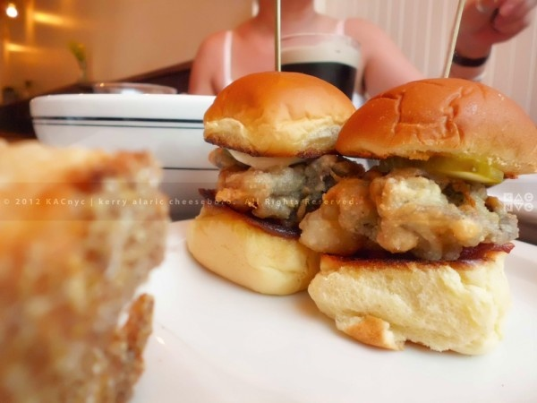 Oyster Slider Recipe — Dishmaps