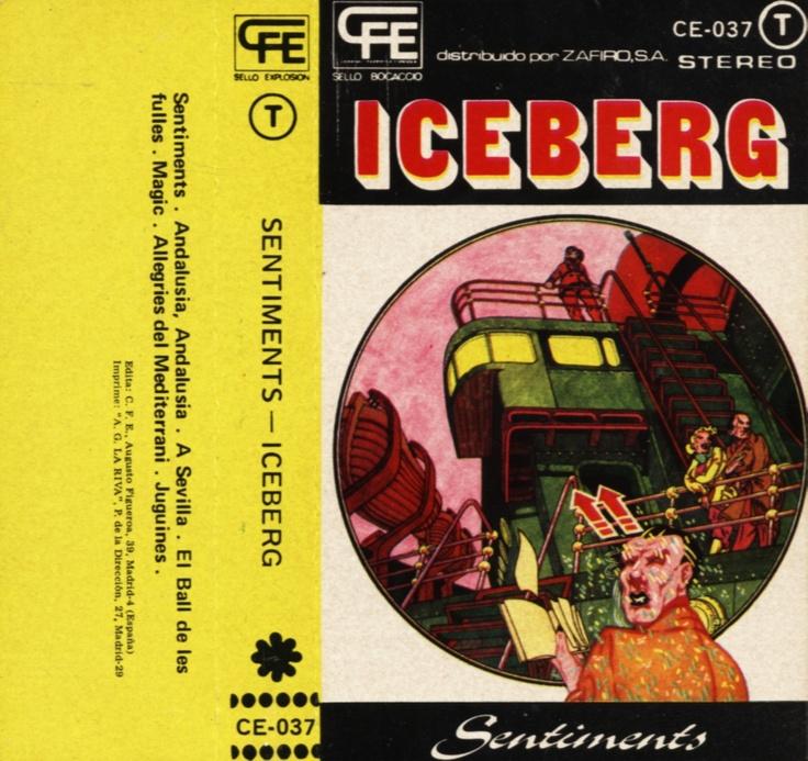 Iceberg Sentiments