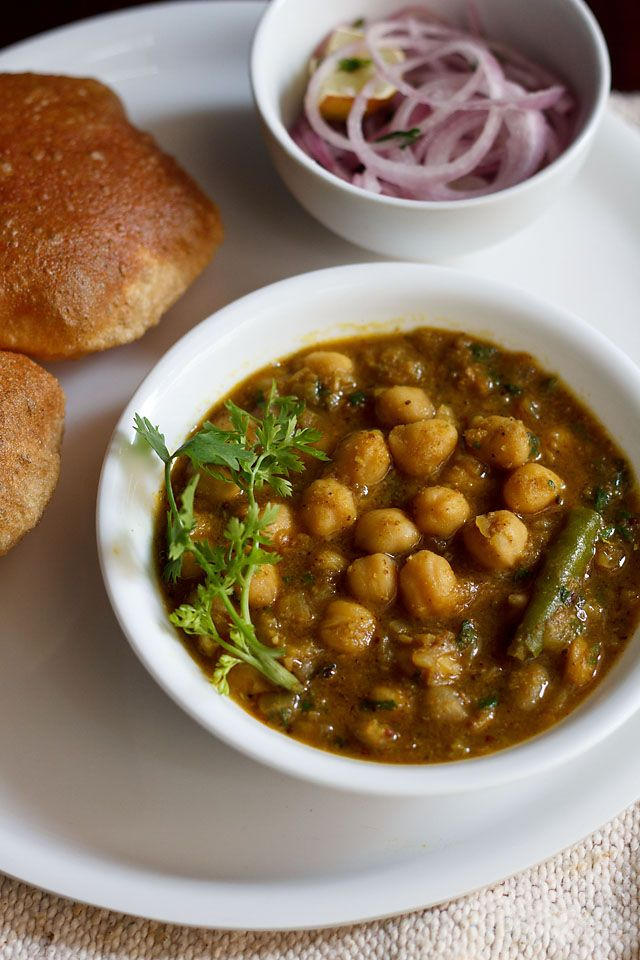 chana masala – spicy south indian chickpea curry with coconut # ...