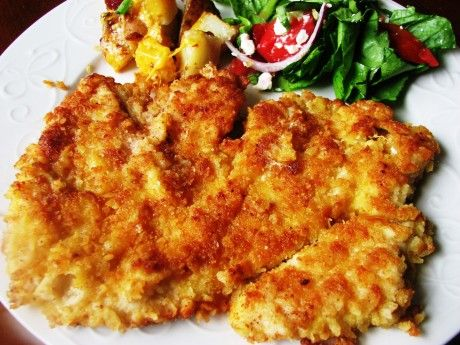 Parmesan Chicken Cutlets | Chicken | Pinterest