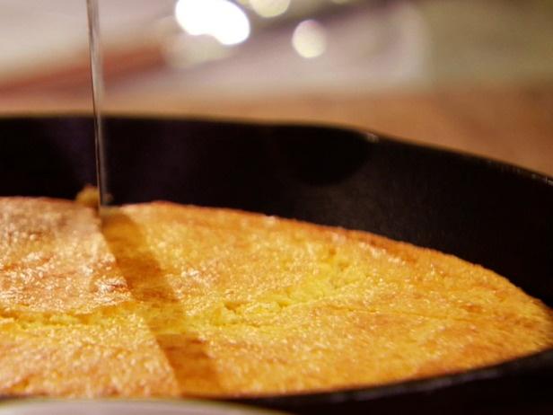 Cast Iron Skillet Corn Bread | Recipe