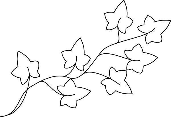 free pumpkin vine coloring pages - photo#32