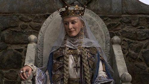 queensQueen Gertrude Hamlet Movie
