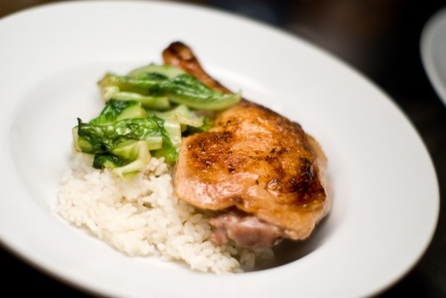 Recipe: Japanese Style Broast Duck