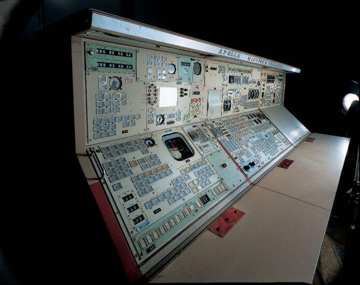 apollo capsule control panel - photo #3