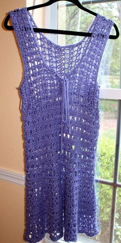 Free Pattern Crochet Cover Up : south beach cover up free pattern Crochet Patterns ...