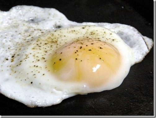 perfect fried eggs | cooking | Pinterest