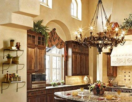 French Country Kitchen Decor on French Country Decor   Kitchen Beauty
