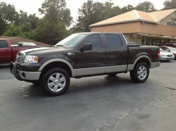 2007 Ford F 150 King Ranch Ole Coot Ford King Ranch