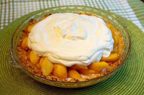 Heavenly Peach Pie | Recipe