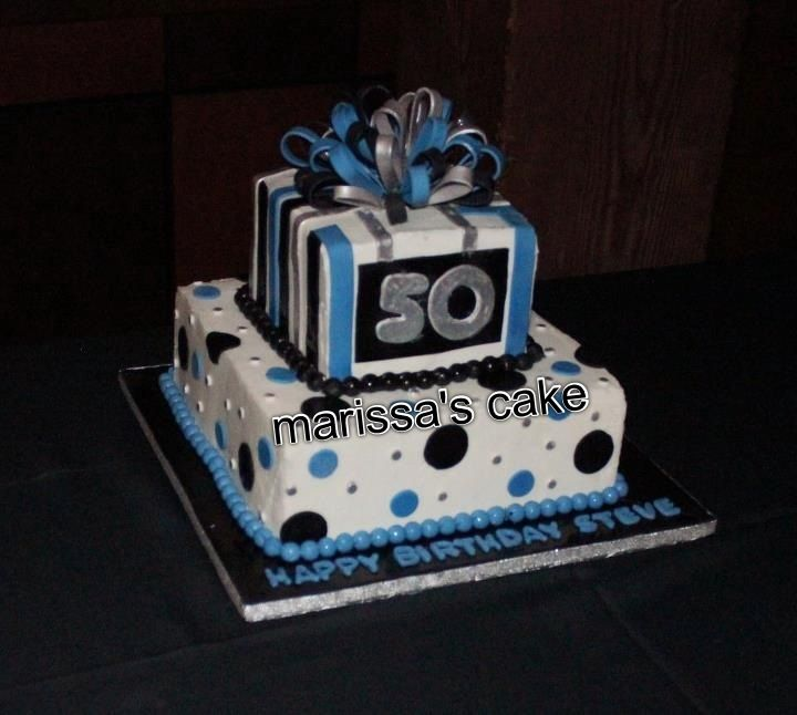 Cake Ideas For 50th Birthday Male : 50th birthday cake. For men. Pinterest