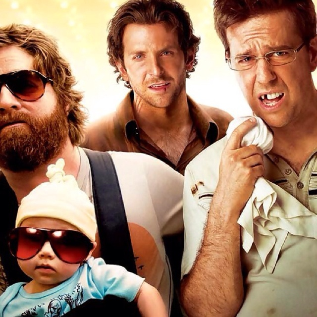 The Hangover Funny Movie