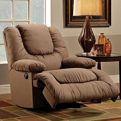 Stratolounger Monte Carlo Power Recliner At Big Lots